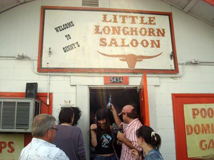 ginny's little longhorn