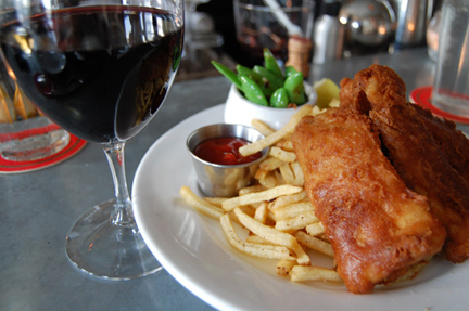 Jaynes gastropub do bianchi for Best fish and chips in san diego