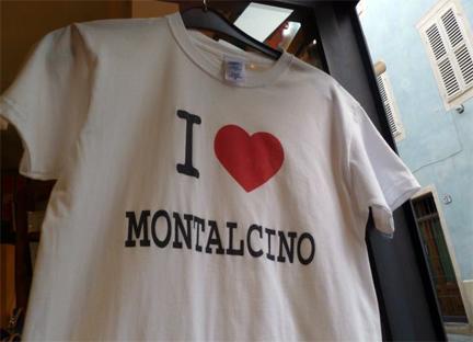 I heart Montalcino