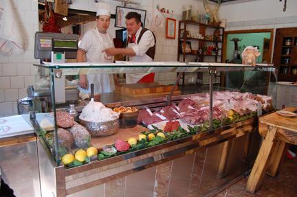 Antica macelleria dario cecchini panzano in chianti for Cecchini arreda srl