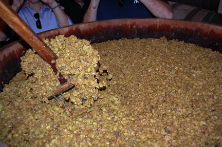 open vat fermentation