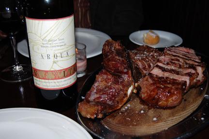porterhouse steak new york