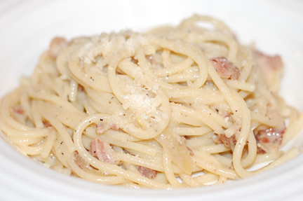 origin name carbonara