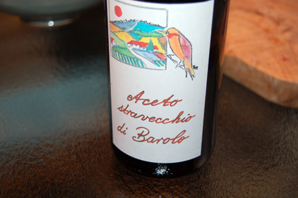 barolo vinegar mascarello