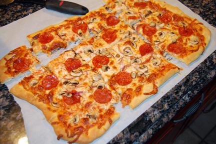 best pizza recipe