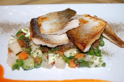 European white fish