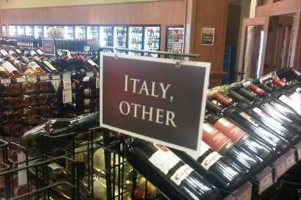 panic italian market grapes