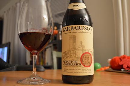 produttori del barbaresco 2007