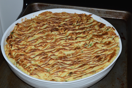shepherd pie with beef
