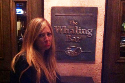 whaling bar la valencia