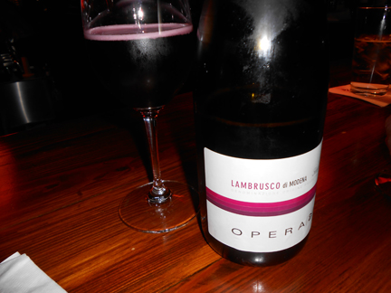 best lambrusco texas