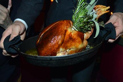 roast chicken nomad