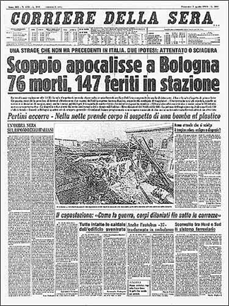 massacre strage bologna 1980