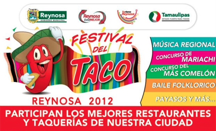 festival del taco reynosa