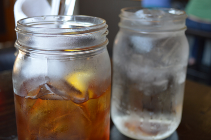 ice tea ball jar