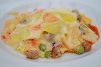 lasagna corleone