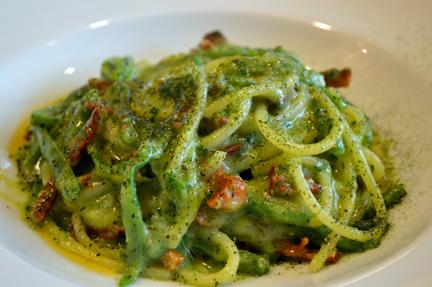 pasta asparagus
