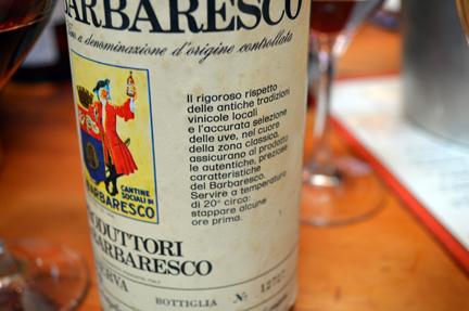 produttori barbaresco label
