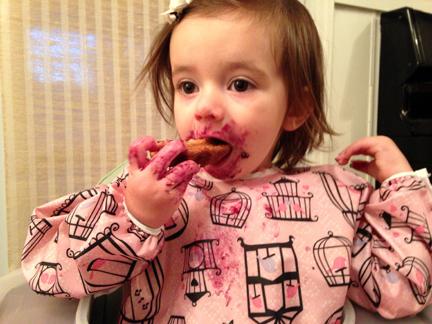 best blueberry pie baby