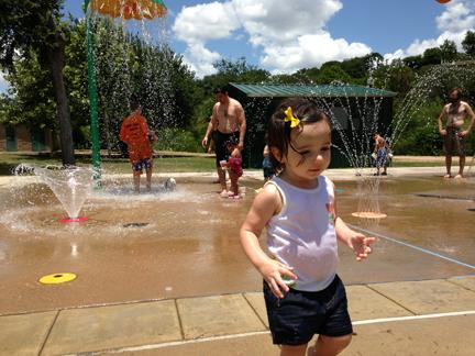 splash pad austin