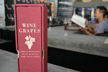 jancis robinson wine grapes