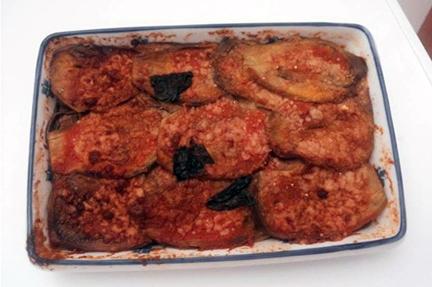 eggplant parmigiana recipe best