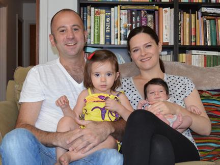 jeremy parzen family