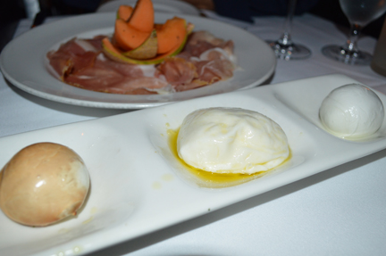 mozzarella three ways
