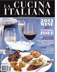 cucina italiana wine
