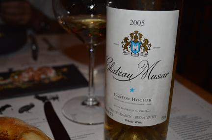 musar white 2005
