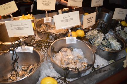 best oysters seattle