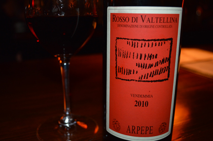 best thanksgiving wine italian