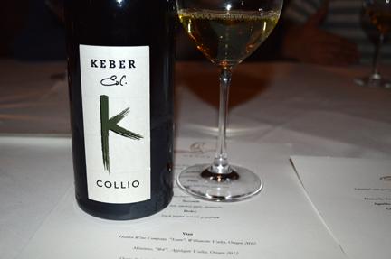 keber collio wine