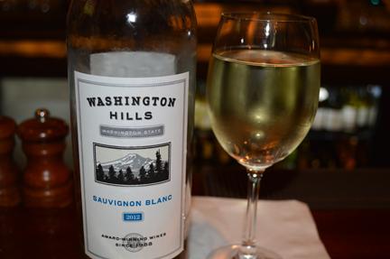 washington state sauvignon blanc