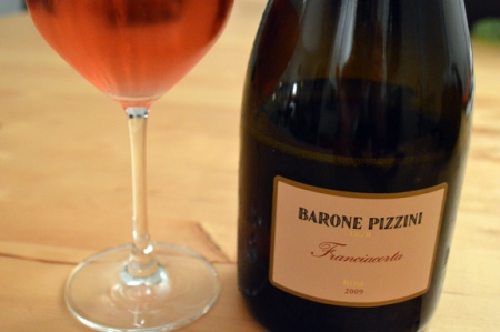 barone pizzini rose