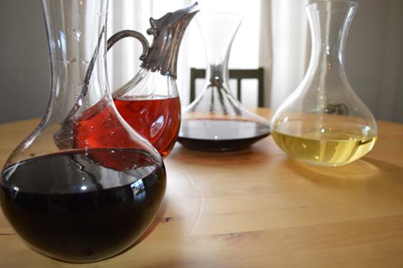 best wine decanter crystal