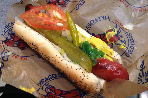 best chicago char dog