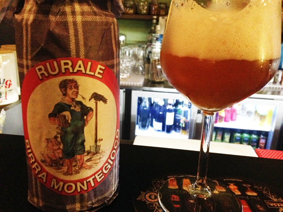 best micro brewery italy