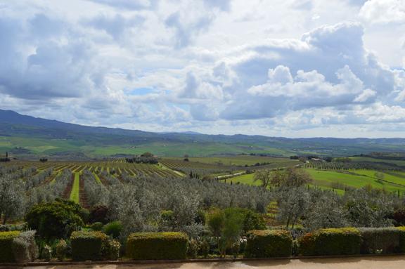green tuscany