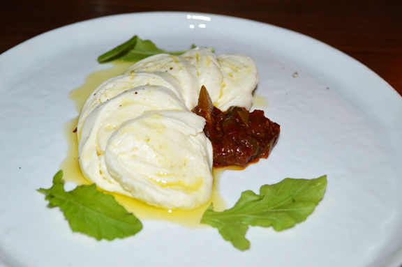housemade mozzarella