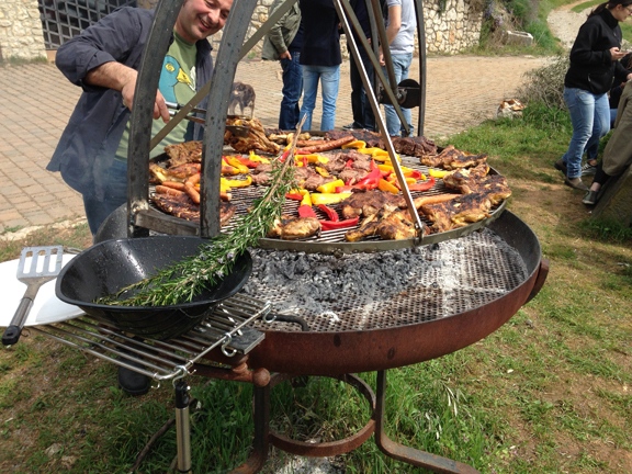 italian grilled meats