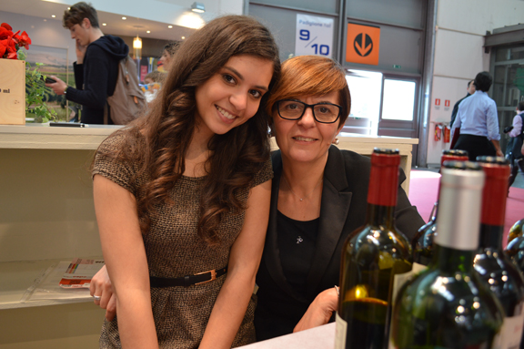 vinitaly wine trade fair
