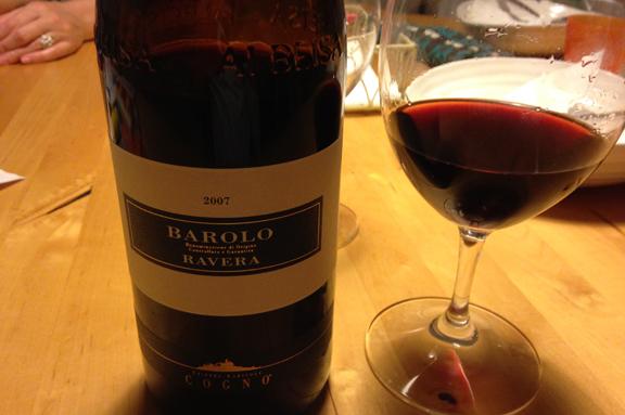 Barolo Ravera Cogno