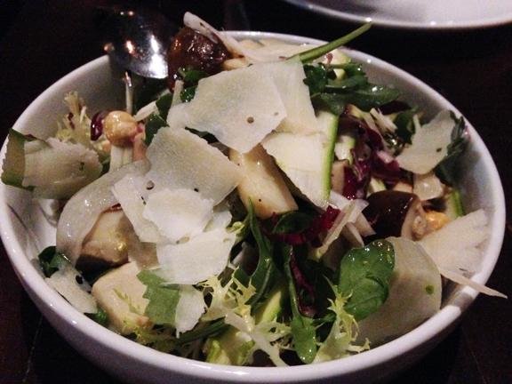 porcini salad republique