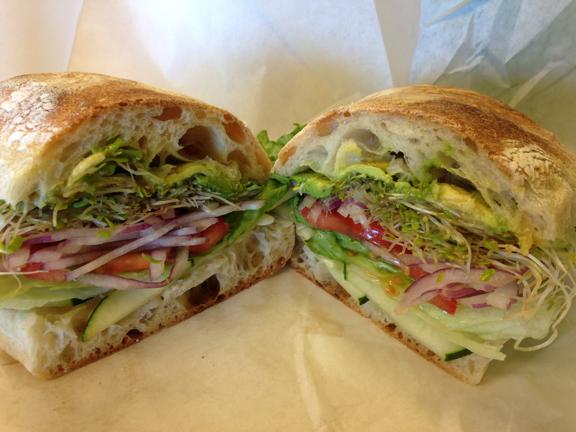 best sandwich napa
