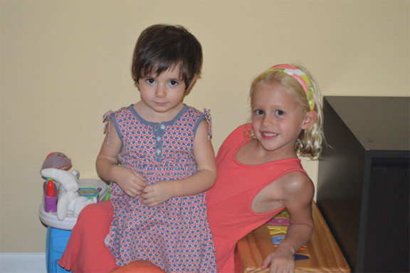 josie and georgia
