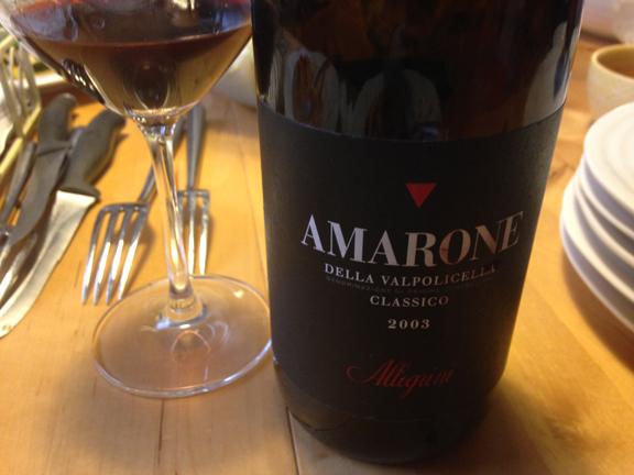 allegrini amarone best vintage