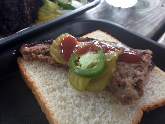 foldover sandwich