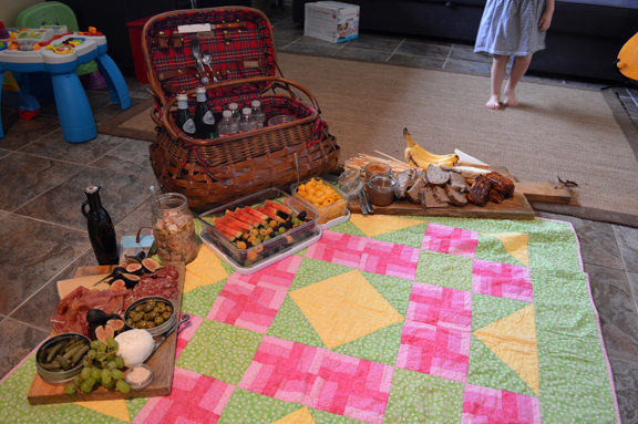 best picnic basket houston