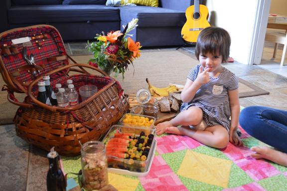 best picnic basket recipe